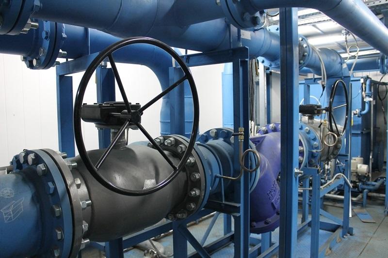 Типы арматуры для трубопроводов